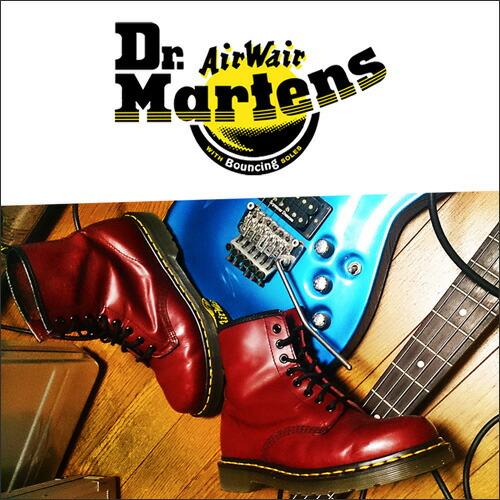 ドクターマーチンのブーツやギブソン入荷!