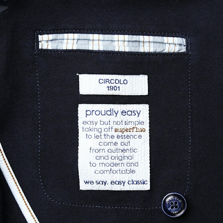CIRCOLO1901(チルコロ1901)ジャケット