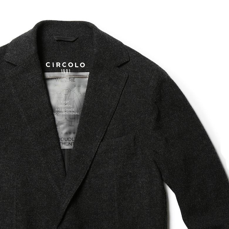CIRCOLO1901 ジャケット