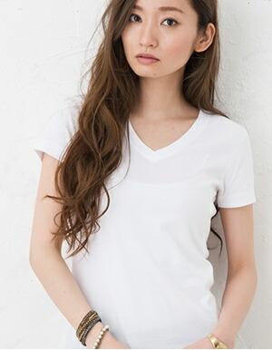threedots 白シャツ