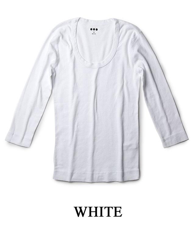 スリードッツ 長袖Tシャツ