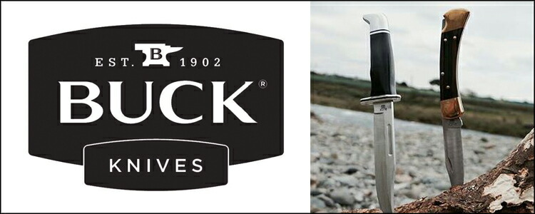 BUCK KNIVES[バックナイフ]