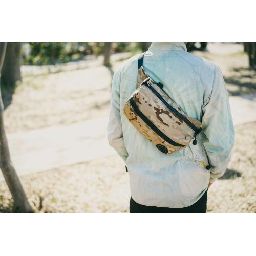 FAIRWEATHER フェアウェザー SAH harness bag 画像6
