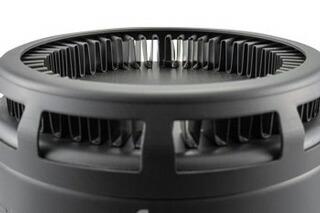 高い熱効率を発揮するシリーズ最大径のフラックスリング