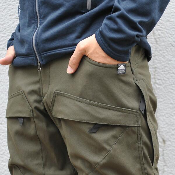 KLATTERMUSEN クレッタルムーセン Gere 2.0 Pants