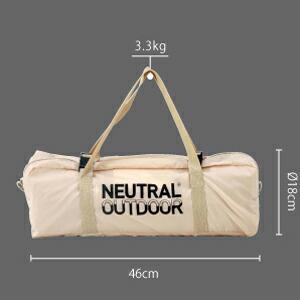 neutraloutdoor GEタープ