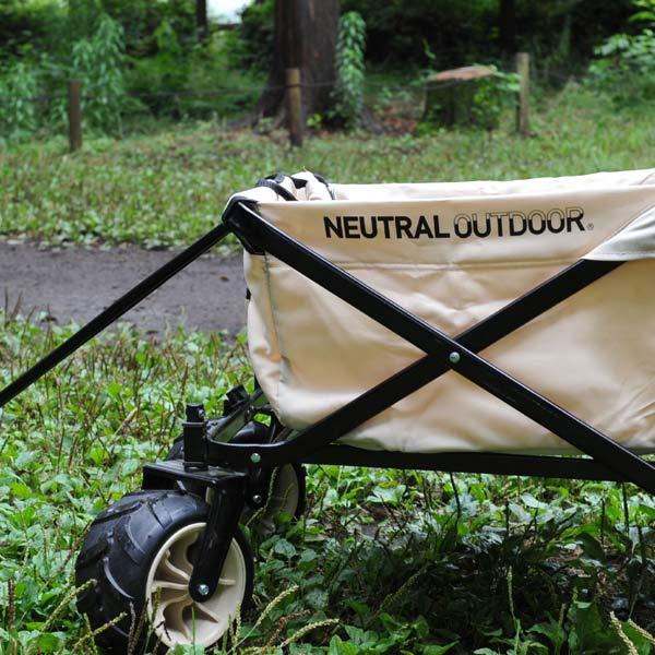 neutraloutdoor オフロードキャリアワゴン