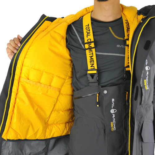 Sail Racing セイルレーシング ANTARCTICA EXPEDITION PARKA 画像8