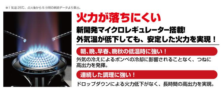 shinfuji SOTO 新富士バーナー