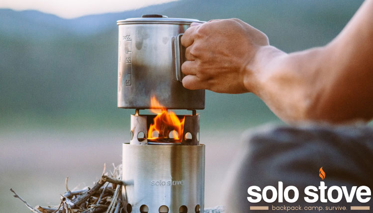 solo stove/ ソロストーブ