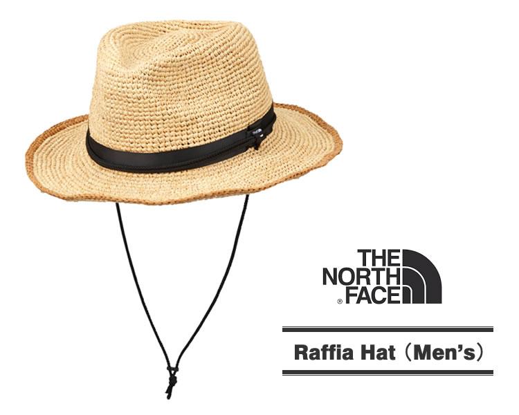THE NORTH FACE Mens Raffia Hat