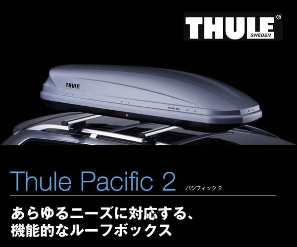 THULE スーリー ジェットバッグ PACIFIC2