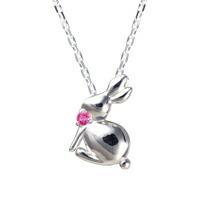 ウサギ ネックレス