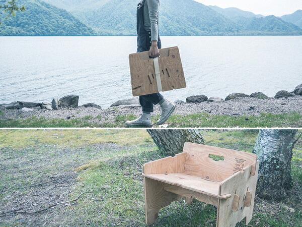 YOKA ヨカ|パネルチェアD