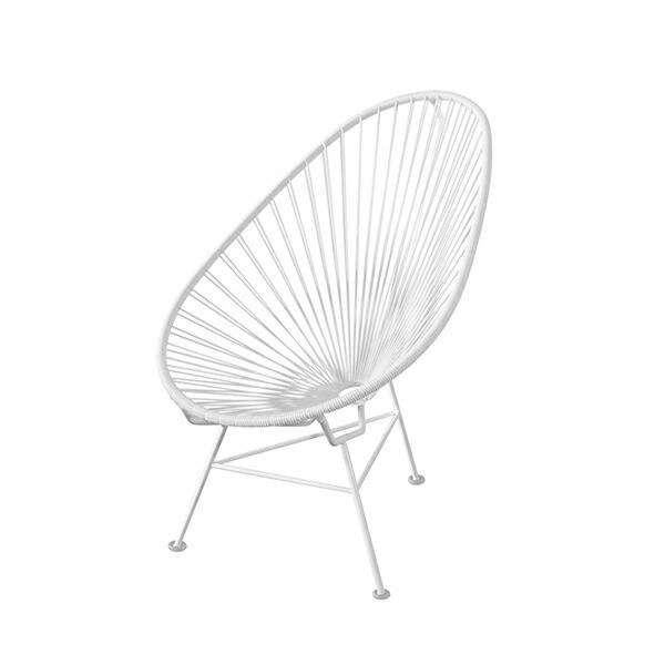 【特別カラー】アカプルコ チェア マキシマム ホワイト Acapulco Chair METROCS メトロクス