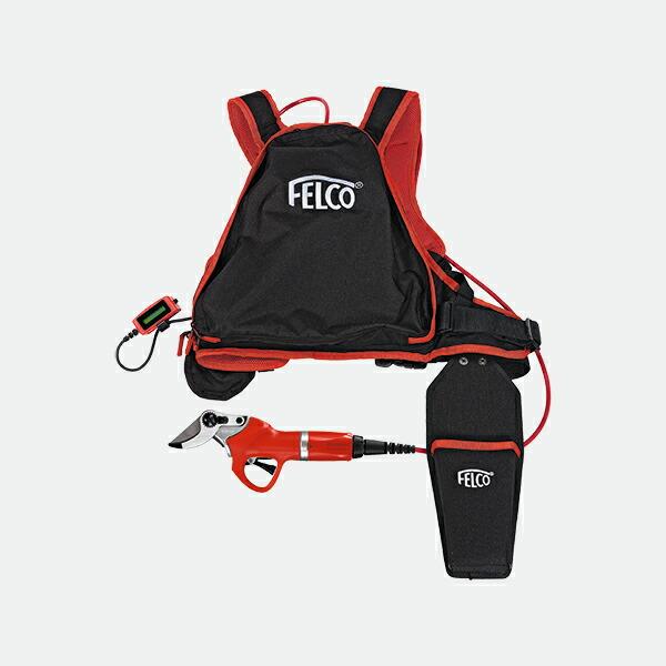 FELCO801,フェルコ801,バッテリー式剪定ばさみ,剪定ばさみ,剪定鋏