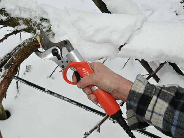FELCO820,フェルコ,820,バッテリー式剪定ばさみ,剪定ばさみ,剪定鋏