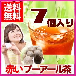プーアル茶の概念を超えた美味しさ♪-ダイエットプーアル茶・送料無料