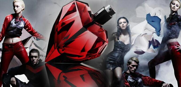 Viporte Diesel Rubber Dors Red Kiss Edp Aude Pal Femme Sp 50 Ml