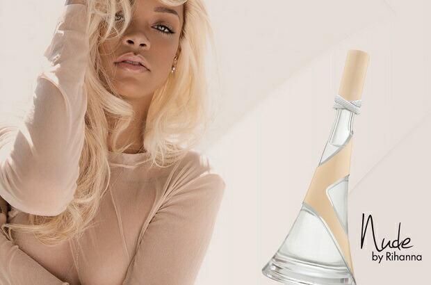 Rihanna nude perfume