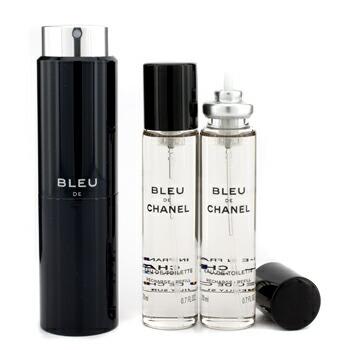 viporte rakuten global market chanel blue do chanel travel spray 20mlx3 chanel bleu de chanel. Black Bedroom Furniture Sets. Home Design Ideas