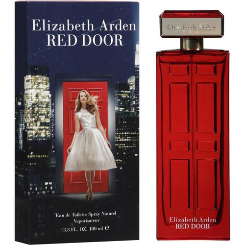 arden free door elizabeth edt shipping coffret red