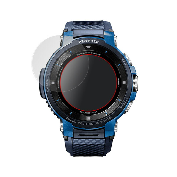PRO TREK Smart WSD-F30 液晶保護シート