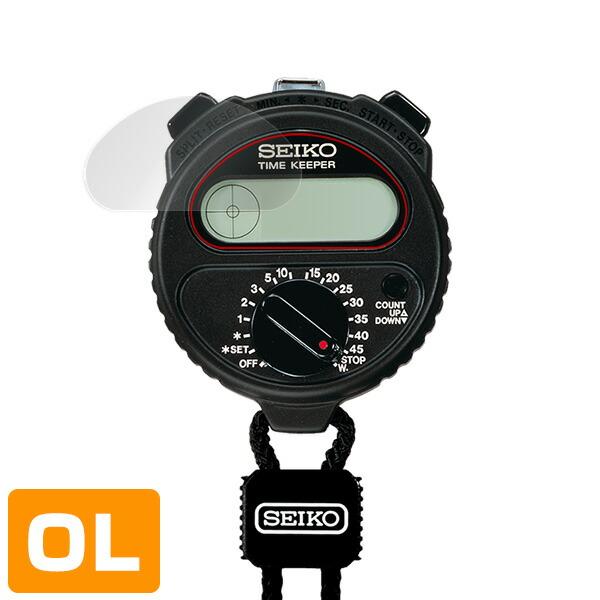 セイコー タイムキーパー SSBJ018 液晶保護シート