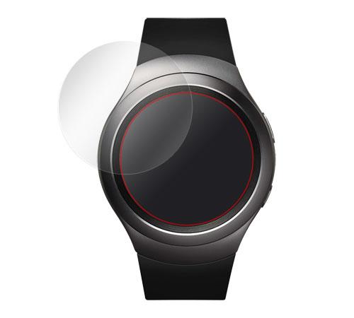 OverLay Brilliant for Samsung Gear S2(2枚組) のイメージ画像