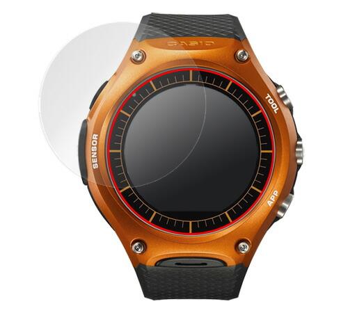 OverLay Magic for Smart Outdoor Watch WSD-F10(2枚組) イメージ画像