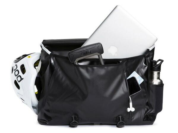 TIMBUK2 Especial Primo Waterproof Messenger Bag(エスペシャル・プリモメッセンジャー)(Black)