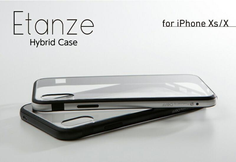 0f4d7bb496 楽天市場】iPhone XS 用 Hybrid Case Etanze 透明タイプ for iPhone XS ...