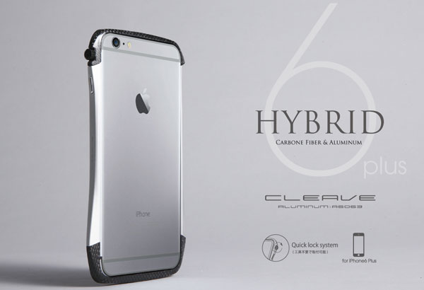 CLEAVE Hybrid Bumper for iPhone 6 Plus