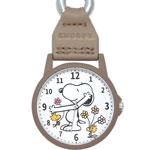 カラビナ付きのユニークな懐中時計!
