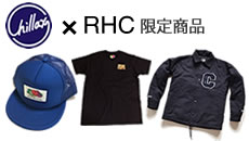 Chillax×RHC