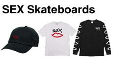 SEX Skateboards