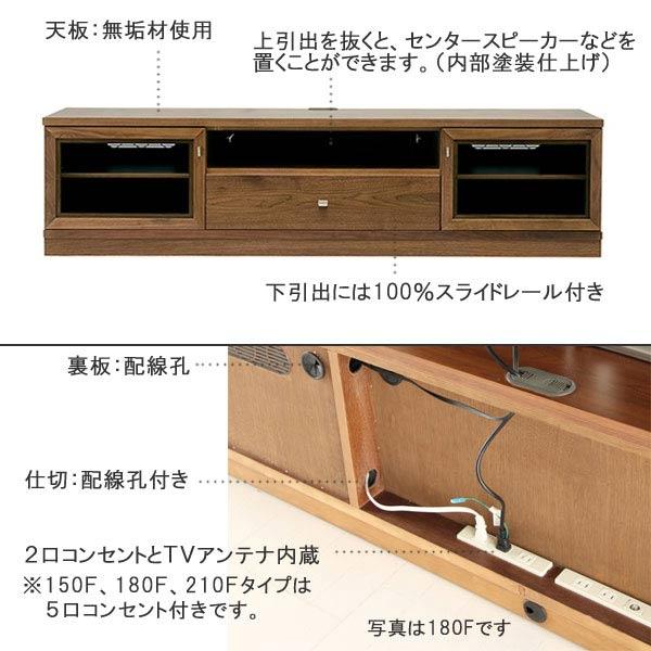 天板は無垢材を使用。コンセント付。