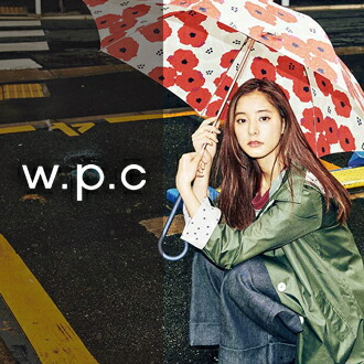 w.p.c(ワールドパーティー) レインウェア 傘