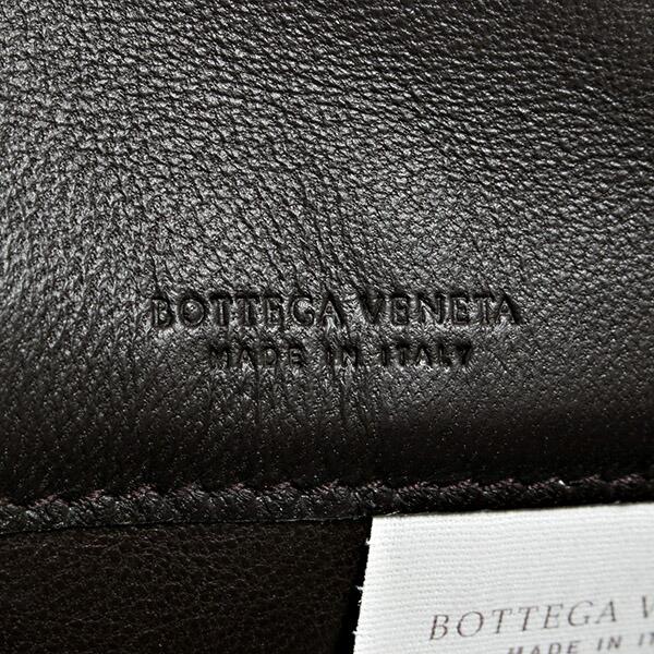 ボッテガヴェネタ BOTTEGA VENETA カードケース メンズ レディース 名刺入れ ブラウン 133945 V001U 2006