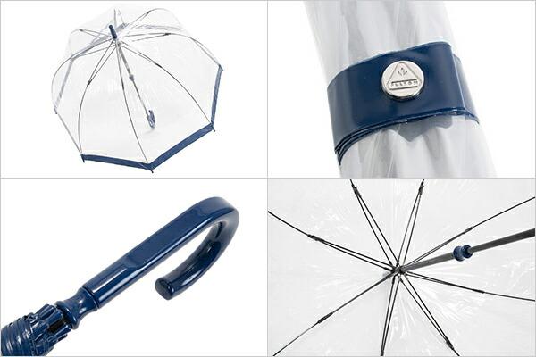 フルトン FULTON 傘 レディース 雨傘 長傘 バードゲージ BirdCage1 Fulton Umbrella かさ 鳥かご ビニール傘 L041