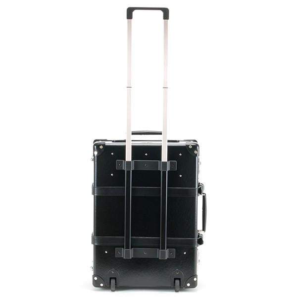 グローブ・トロッター GLOBE-TROTTER キャリーケース スーツケース 旅行かばん 20 CENTENARY センテナリー トローリーケース ブラック GTCNTBB21TC BLACK/BLACK
