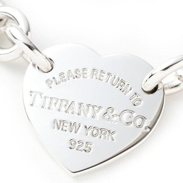ティファニー TIFFANY&Co. ブレスレット レディース アクセサリー リターントゥティファニー タグ ミディアム シルバー 21149799
