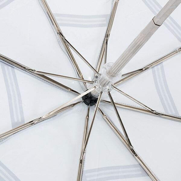 フォンダシオン ルイヴィトン ブックストア FONDATION LOUIS VUITTON 傘 折り畳み傘 メンズ レディース 雨傘 雨具 限定 グレー