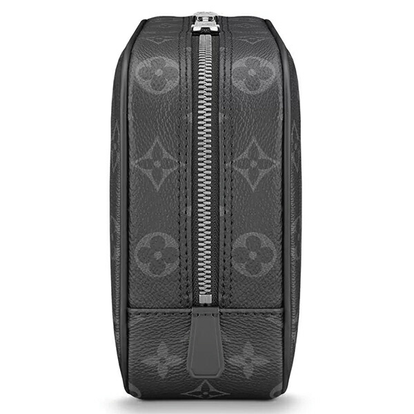 ルイヴィトン louisvuitton 新品 バッグ 鞄 かばん メンズ トラベルポーチ トゥルース・トワレ GM モノグラム・エクリプス M43383