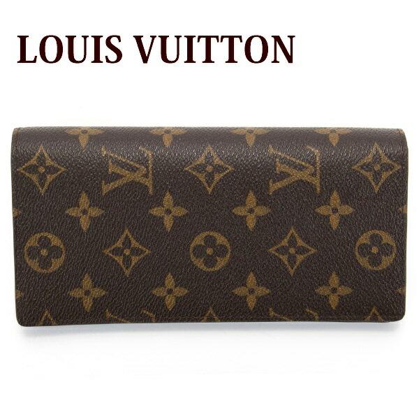 ルイヴィトン ルイ・ヴィトン LOUIS VUITTON 財布 長財布 レディース メンズ モノグラム ポルトフォイユ・ブラザ M66540