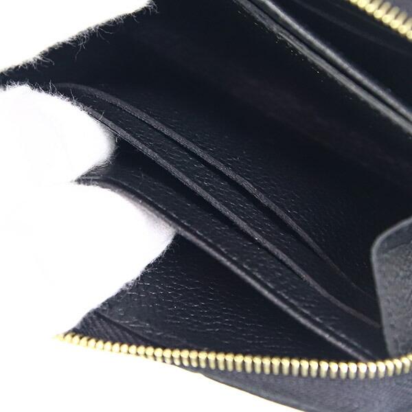 ルイヴィトン ルイ・ヴィトン LOUIS VUITTON コインケース レディース メンズ 小銭入れ ラウンドファスナー ジッピー・コイン パース モノグラム・アンプラント ノワール M60574