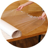 3.テーブルに貼り付ける