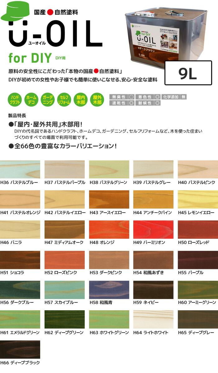 シオン 自然塗料
