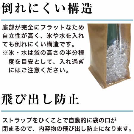 アイスクーラーバッグ機能説明3