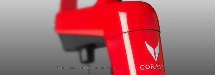 CORAVIN コラヴァン モデル2 エリートレッド